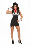 "Elegant Moments Costume da ""Gangster"" 3pz 